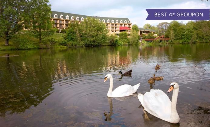 Award-Winning Resort in Pocono Mountains