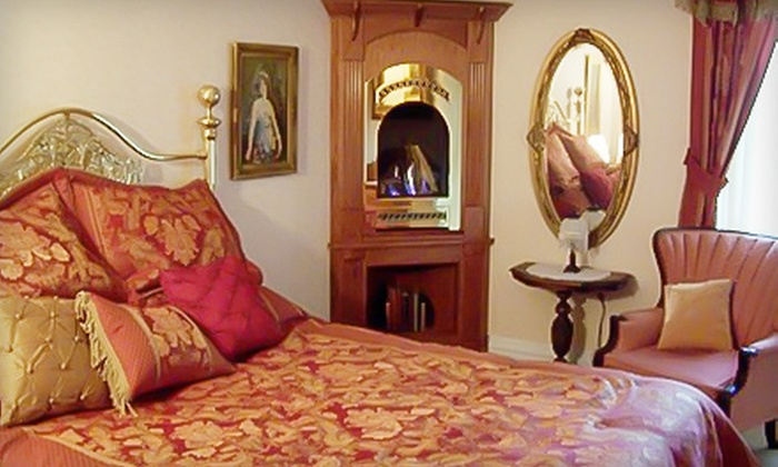 Bellinger Rose Bed & Breakfast - East Utica: $115 for a One-Night Romantic Getaway for Two at Bellinger Rose Bed & Breakfast in Herkimer (Up to $239 Value)