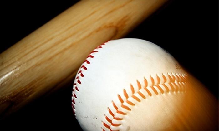 D-Bat Keller - Fort Worth: $30 for a 30-Minute Baseball Lesson and 20 Batting-Cage Tokens at D-Bat Keller in Forth Worth ($70 Value)