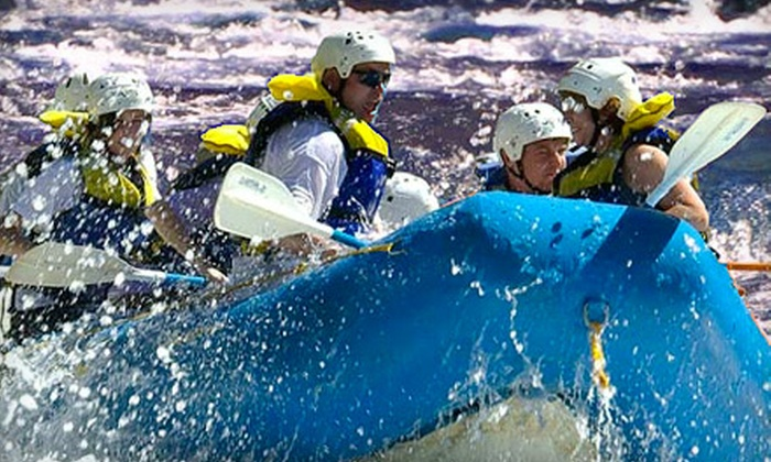 Wildwater - 3: Whitewater-Rafting Tour for One, Two, or Six from Wildwater in Ducktown