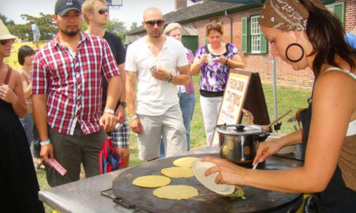 Conscious Food Festival - Port Lands: $15 for Admission for Two to Conscious Food Festival on August 13 or 14 ($30 Value)