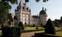 2 entrées adultes pour la visite du parc et du château de Valençay à 12,50 €