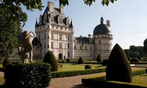 Parc & Château de VALENCAY: 2 entrées adulte à 13 € pour la visite du parc et du château de Valencay