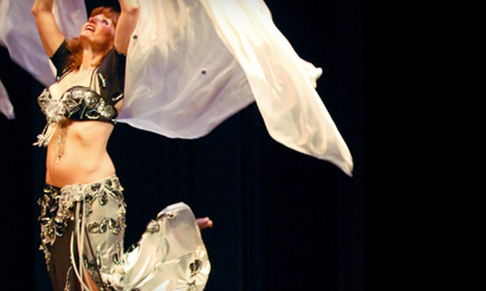 Jasmin Jahal School of Dance - Grayland,Northwest Side,Six Corners: Two, Four, or Six Belly-Dance Classes at Jasmin Jahal School of Dance (Up to 64% Off)