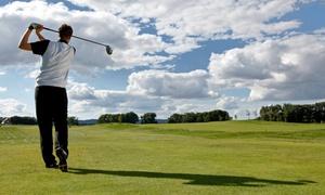 Golfclub Schloss Teschow: 1 Tag Golfen mit Greenfee auf dem 18-Loch-Platz des Golfclubs Schloss Teschow e.V. für 19 € (68% sparen*)