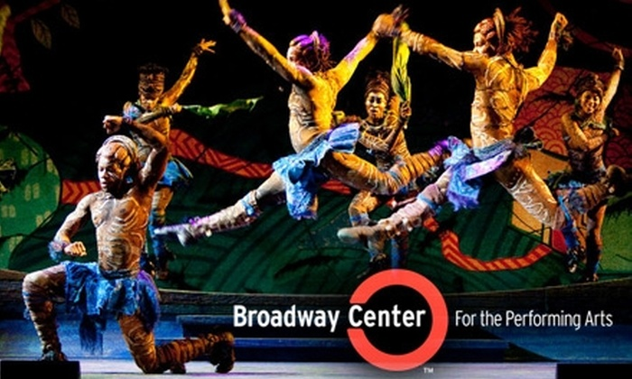 Broadway Center for the Performing Arts - New Tacoma: $50 for One-Year Friend Membership and Restaurant Coupon Card to the Broadway Center for the Performing Arts in Tacoma ($103 Value)