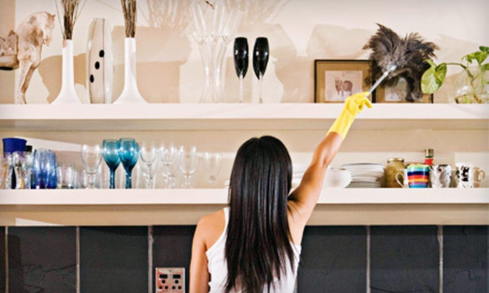 Welcome Home - Geddes,Briarwood: $59 for Three Hours of Housecleaning from Welcome Home ($120 Value)