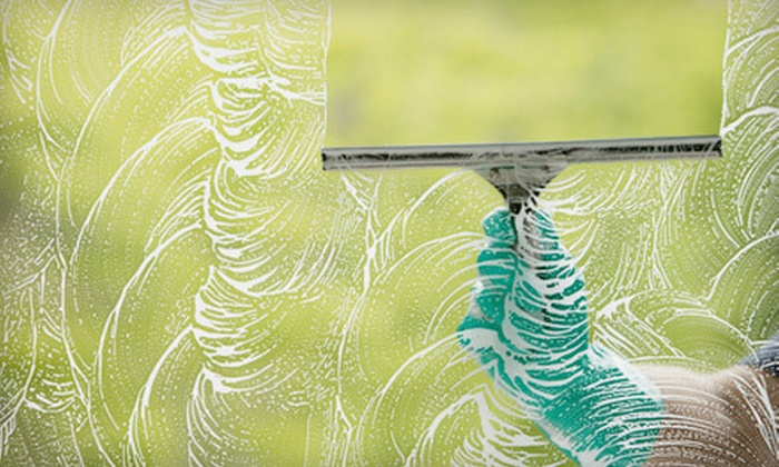 CleanCo - Spokane / Coeur d'Alene: $49 for $100 Worth of Window Cleaning from CleanCo