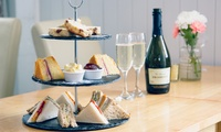 Traditional Afternoon Tea with Optional Glass of Prosecco for Two, Four or Six at Bay Horse Wine Bar & Bistro (50% Off)