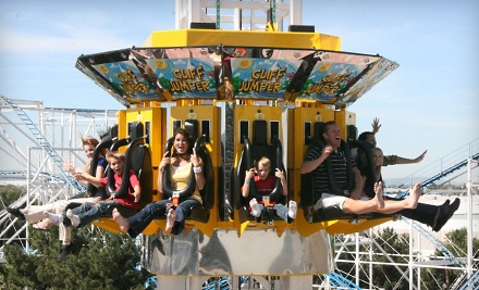 2 General-Admission Passes for Unlimited Rides and Miniature Golf (up to a $45.90 value) - Scandia Ontario in Ontario