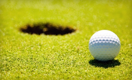 18-Hole Round of Golf with Cart Rental for One - Reese Golf Center in Lubbock