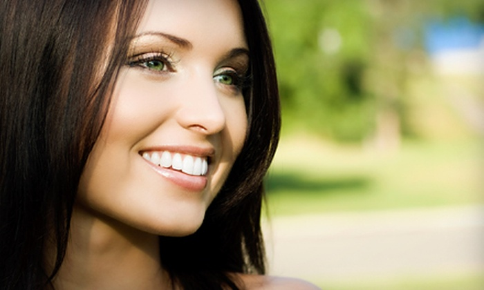 Oral Spa - Altadore: Teeth-Whitening and Oxygen-Therapy Packages at Oral Spa (Up to 86% Off)