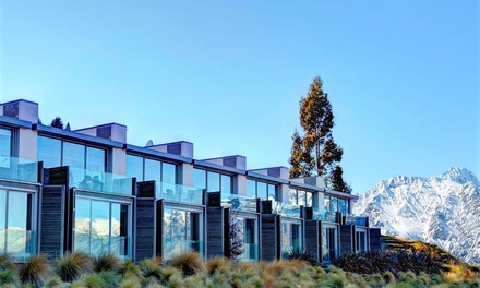 Queenstown: 13 Nights for Up to Four with Bike Hire and Late CheckOut at 5* SwissBelsuites Pounamu Queenstown