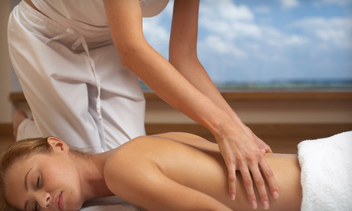 Ancient Earth Therapy - Charleston: Massage or Massage Plus Aromatherapy at Ancient Earth Therapy