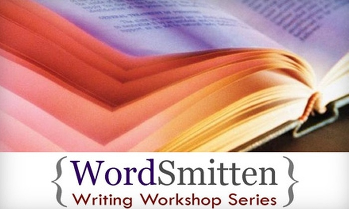 WordSmitten Media - Multiple Locations: $30 for Six Months of Writing Workshops from WordSmitten Media