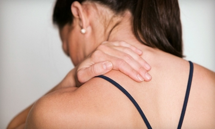 Center for Chiropractic & Pain Rehab - Grant Park: $60 for Consultation, Exam, Chiropractic Work, and Massage at Center for Chiropractic & Pain Rehabilitation (Up to $296 Value)