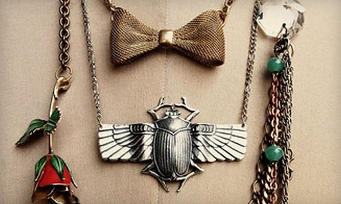Old Hollywood - Multiple Locations: $20 for $40 Worth of Accessories, Jewelry, and Clothing at Old Hollywood