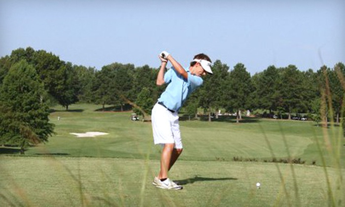 Patrick Farms Golf Club - Pearl: 18 Holes of Golf with Cart for Two or Four at Patrick Farms Golf Club in Pearl