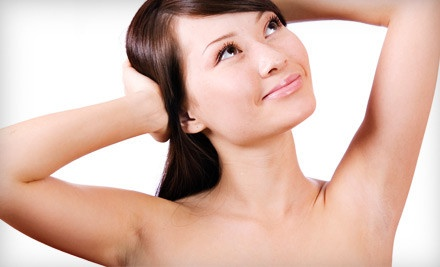 6 Laser Hair-Removal Treatments on a Small Area - Village Health Spa in Winnipeg