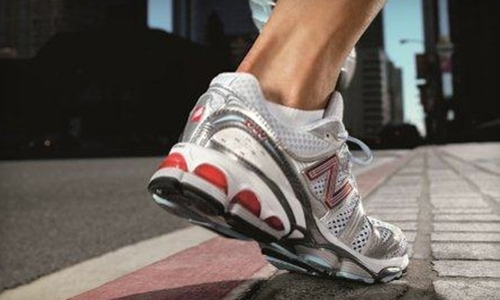 New Balance Calgary - Arbour Lake: $20 for $40 Worth of Shoes and Apparel at New Balance Calgary