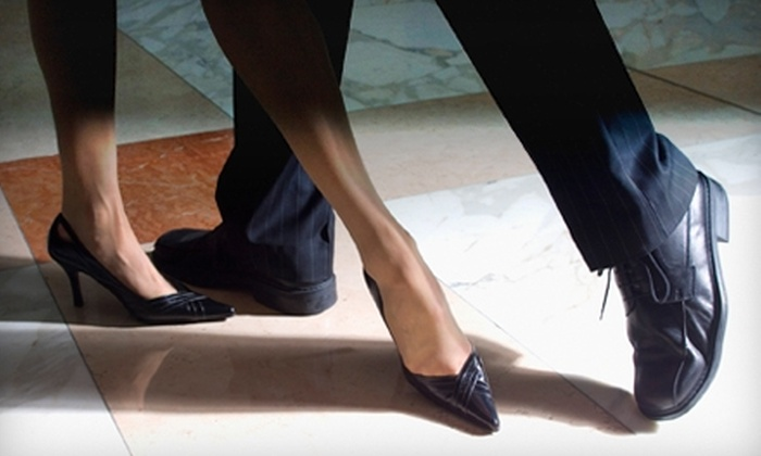 Latinesque - Central City: $72 for Six-Week Ballroom Boot-Camp Class for Two at Latinesque ($144 Value)