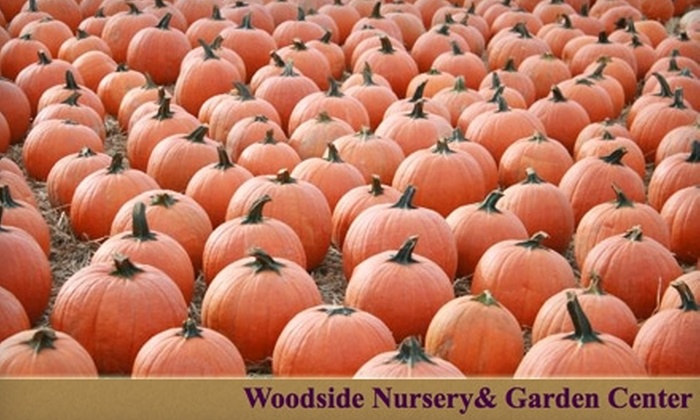 Woodside Nursery And Garden Center