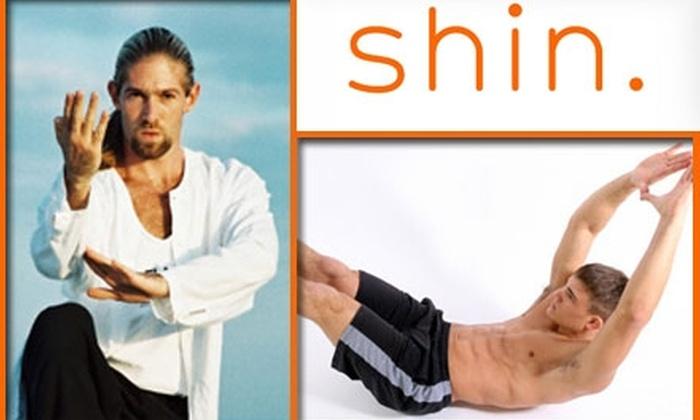 Shin Wellness - Little Haiti: $40 for 10 Pilates or 10 Tai Chi Classes at Shin Wellness