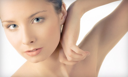 2 Sugaring or Soy Hair-Removal Treatments - Delicately You in Fairport