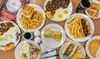 Up to 25% Off American Casual Food at Mega Diner