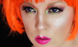 Funky Eyes International, Inc.: $15 for $30 Worth of Colored Contact Lenses from Funky Eyes