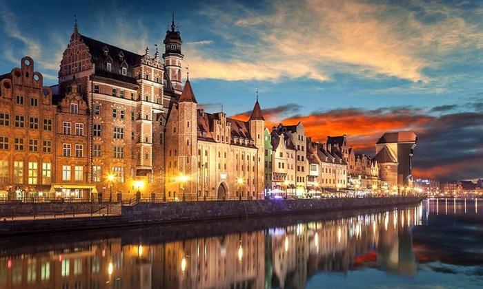 Gdańsk: 1-4 noce ze śniadaniami