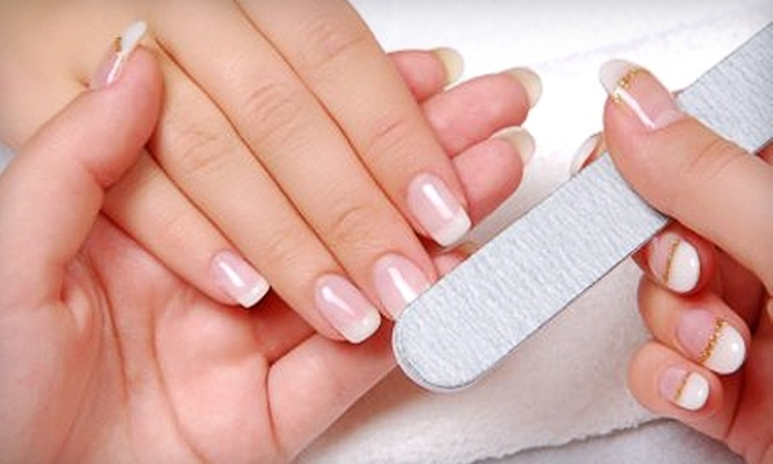 Pamela's Nail Boutique & Salon - Tower Heights: Nailcare Services at Pamela's Nail Boutique & Salon. Five Options Available.