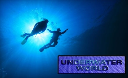 Underwater World - Underwater World in Ambler