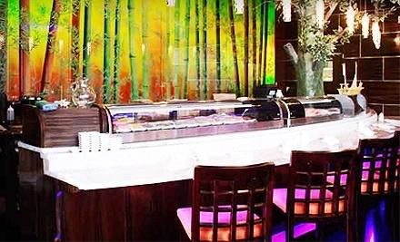 Saga Hibachi Steakhouse and Sushi Bar: $40 Groupon for Dinner - Saga Hibachi Steakhouse & Sushi Bar in Cranberry Twp.