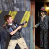 Up to 42% Off Haunted Laser Tag, Indoor Mini Golf & Laser Maze