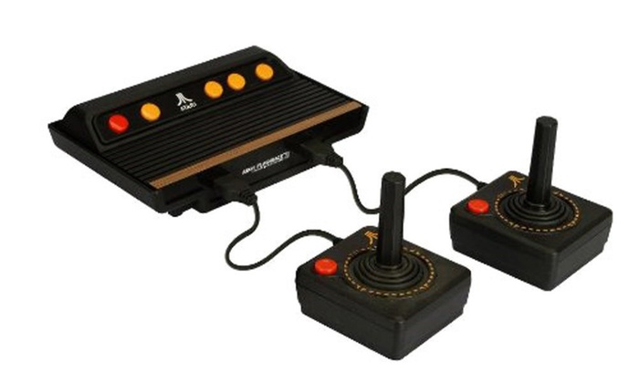 Atari flashback 5 classic games plug and play console - Atari flashback classic game console game list ...