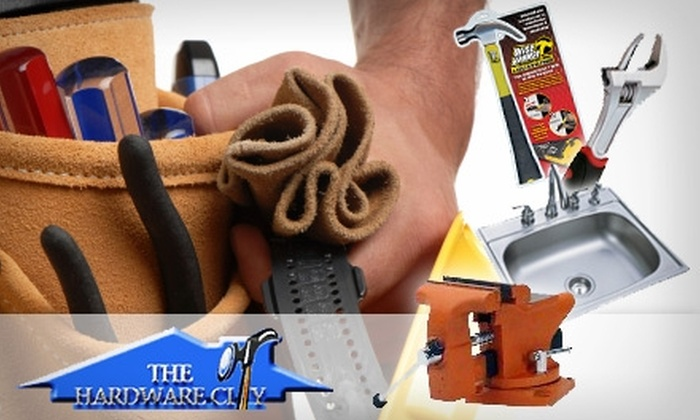 The Hardware City - Seattle: $20 for $40 Worth of Handy Goods at The Hardware City