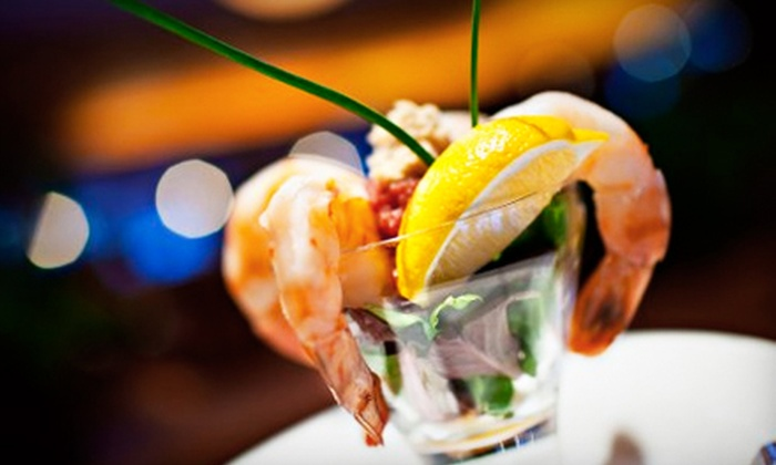 Branmor's American Grill - International Center: Eclectic International Fare for Dinner or Lunch at Branmor's American Grill in Bolingbrook