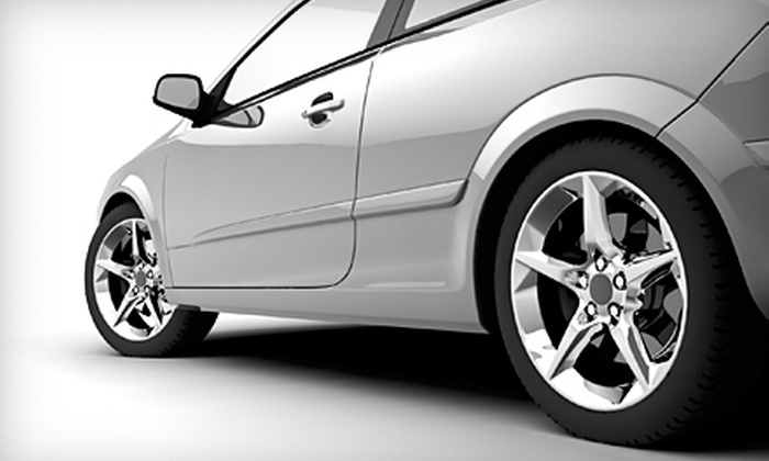 Morning Star Property Services - Ocala: $69 for a 2.5-Hour Full Mobile Auto Detailing from Morning Star Property Services ($159 Value)