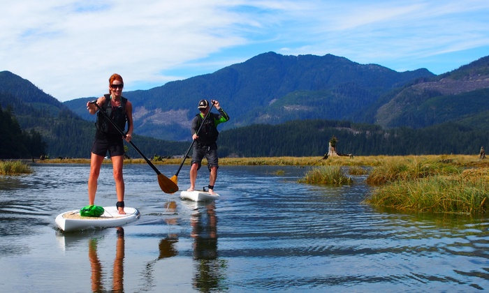 One Tree Paddles - Victoria: Standup-Paddleboard or Kayak Rentals, SUP Lesson, or Kayak Tour from One Tree Paddles (Up to 53% Off)