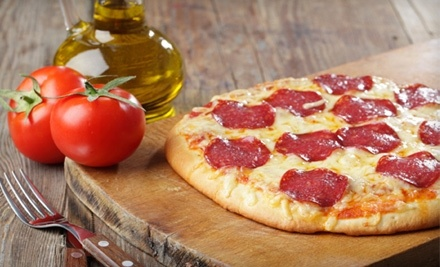 $20 Groupon to South Coast Pizza Parlors - South Coast Pizza Parlors in Costa Mesa