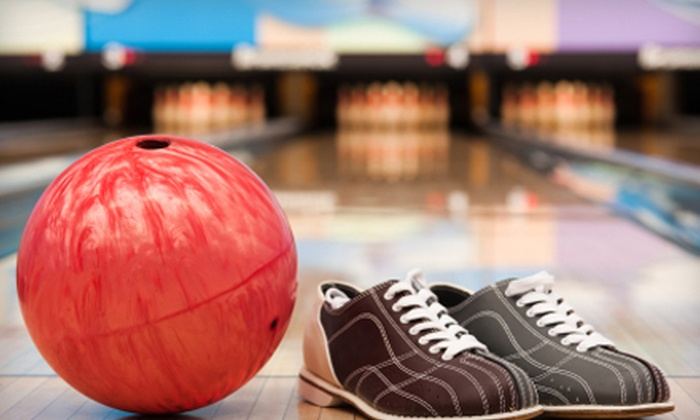 Harvard Bowling Lanes - Harvard Bowling Lanes: Candlepin-Bowling Package for Two or Four at Harvard Bowling Lanes