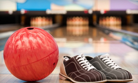 Bowling Package for 2 (a $14.80 value) - Harvard Bowling Lanes in Harvard