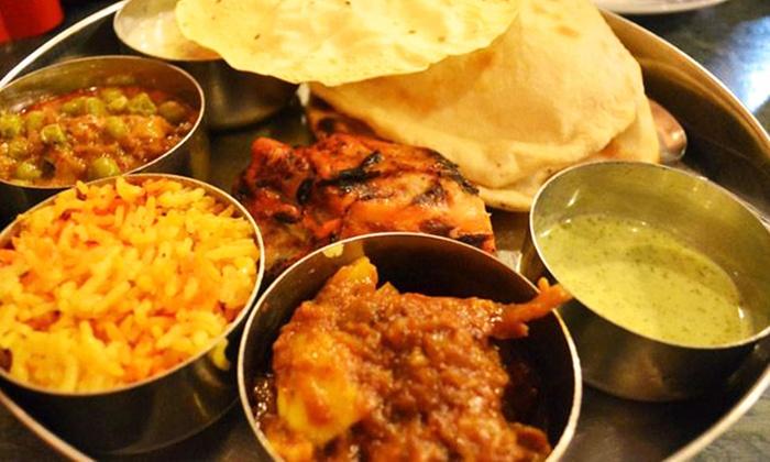 Big Suchir Desi Hut Restaurant  - Big Suchir Desi Hut Restaurant : $12 for $20 Worth of Indian Food at Big Suchir Desi Hut Restaurant