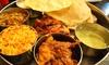 37% Off Indian Food at Big Suchir Desi Hut Restaurant