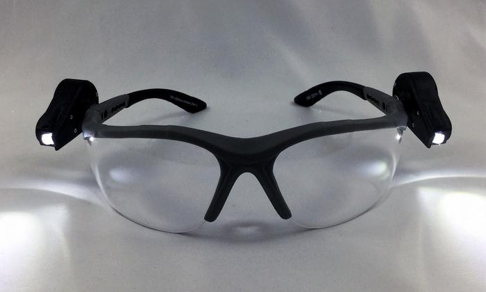 3M LED Light Vision Safety Eyewear
