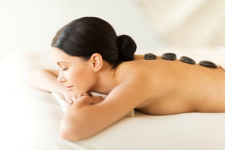 $39 for a Swedish, Hot-Stone, or Deep-Tissue Massage at Massage City ($75 Value)