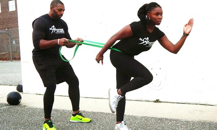 MasonPrime Fitness - East Farmingdale: 5 or 10 Super Circuit Fitness Classes at MasonPrime Fitness (Up to 76% Off)