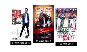 DH Management: Un coupon de 1 € donnant droit à 10 € de réduction sur des spectacles au choix au Kabaret Champagne Music-Hall