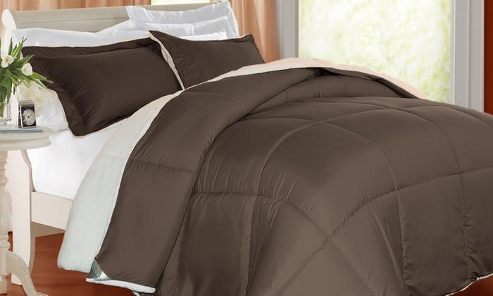 Kathy Ireland Comforter Amp Shams Groupon Goods